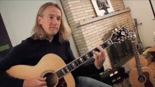Billy McLaughlin - Fingerstlye Guitar Lesson #5 - Altered Tunings Part 1