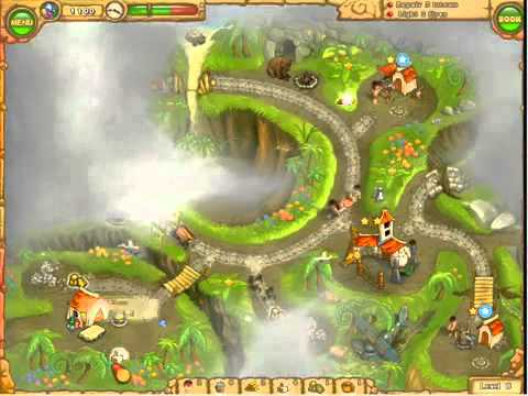 Island Tribe 2 game play
