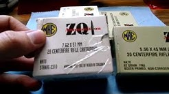 Walmart Ammo Sale: ZQ1/MKE 5.56x45 and 7.62x51 NATO