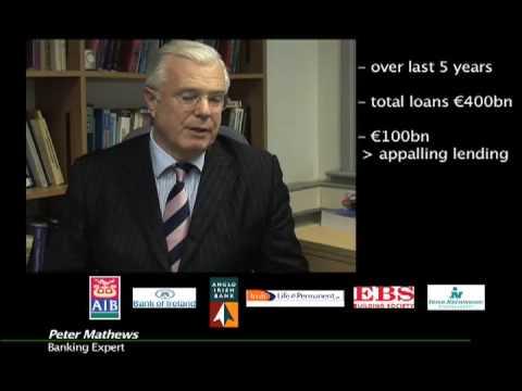 1. Independent Irish Banker explains Ireland