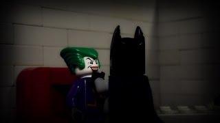 LEGO Batman The Man Who Laughs Brickfilm
