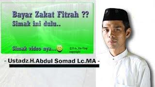 Download Video Bayar Zakat Fitrah? Simak ini Dulu.......(oleh ustdz. H. Abdul Somad, Lc.MA) MP3 3GP MP4