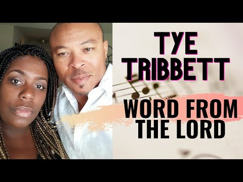 Tye Tribbett | Prophecy