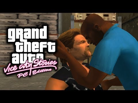 GTA Vice City Stories PC Edition! - HARDEST GRAND THEFT AUTO MISSION EVER!