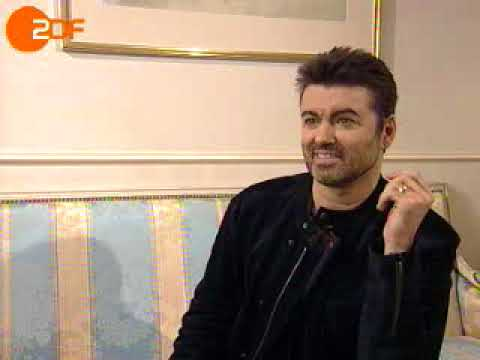 GEORGE MICHAEL Deutch ZDF Interview (2004)