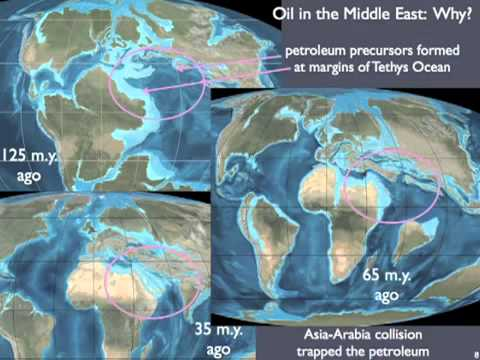 Petroleum: Geology & Exploration