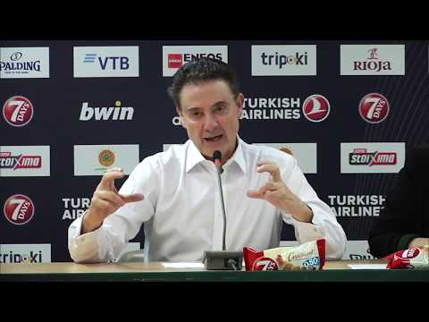 Euroleague Post - Game Press Conference | Panathinaikos ΒC OPAP Athens vs Real Madrid
