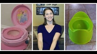 5 Tips for Potty Training Success Before 2!
