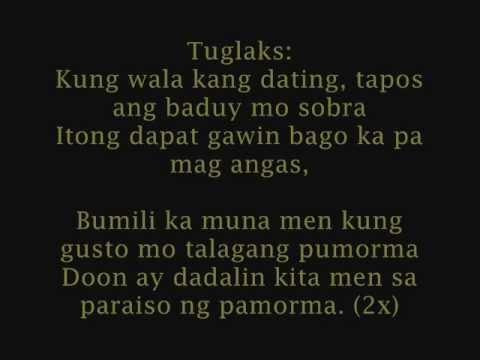 Paraiso Ng Pamorma - (Lyrics + Download) Sparro & Esse ft. Tuglaks