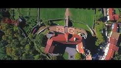 Vues d'Auvergne - Plans par drone au château de Saint Saturnin