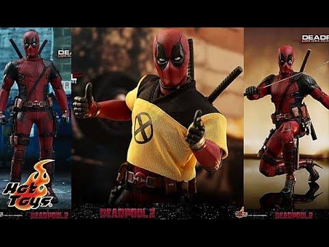 Hot Toys Reveals/Thoughts: Deadpool 2 Wade Wilson Ryan Reynolds Figure