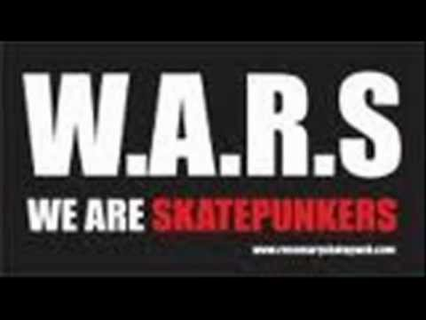 Rosemary WARS (we are skatepunkers)