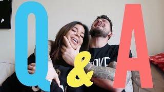 COUPLE Q & A! OBS! KÄNSLIGARE