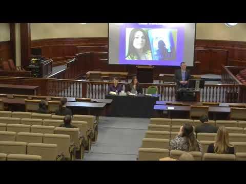Symposium on Human Trafficking: Panel 1
