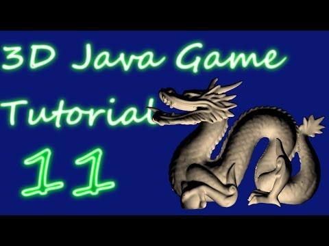 OpenGL 3D Game Tutorial 11: Per-Pixel Lighting