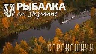 Рыбалка по Украине. Сорокошичи