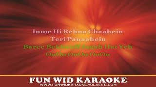 Tere Hoke Rahenge Karaoke | Raja Natwarlal | Emraan Hashmi ft. Humaima Malick | UTV Motion Pictures