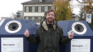 Взаимоуважение и сортировка мусора: видеозарисовка из Цюриха