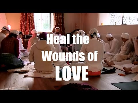 Kundalini Yoga Meditation ~ Heal the Wounds of Love