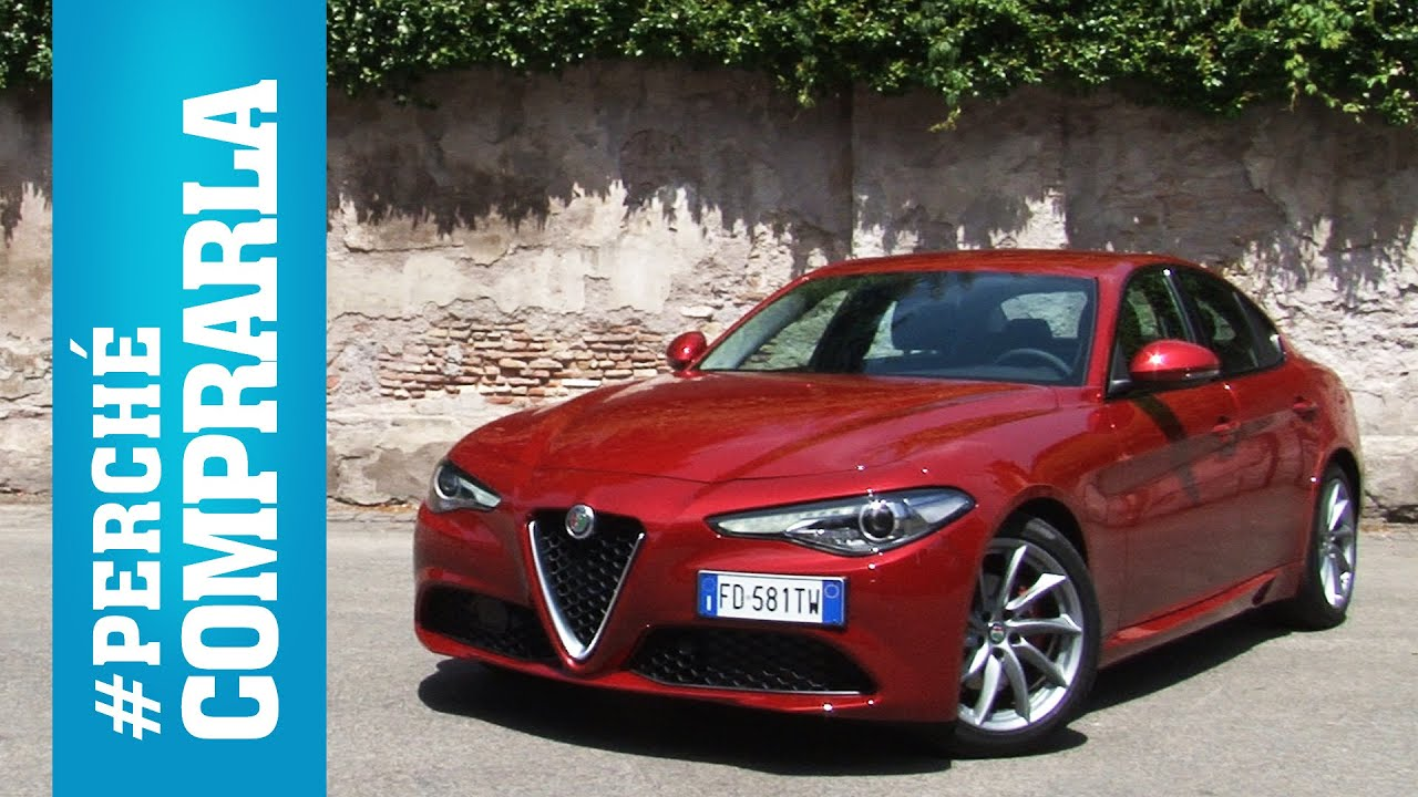 Alfa Romeo Giulia Perch 233 Comprarla E Perch 233 No Youtube