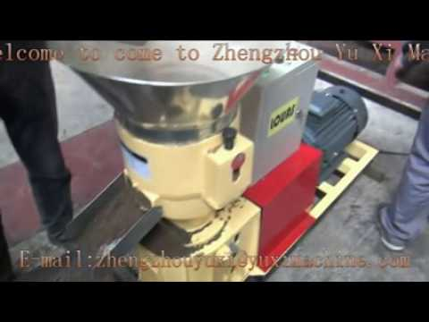 Yuxi Poultry Cattle Feed Pellet Mill Making Machine Plant Equipment Manufacturer