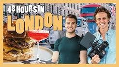 48 HOURS IN LONDON ft. Secret Bars, Swingers Club & Our Favourite Restaurants
