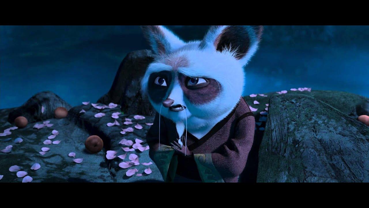 Shifu 39 s conversation with master oogway kung fu panda - Kung fu panda shifu ...