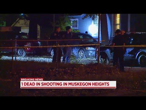1 killed in Muskegon Heights shooting