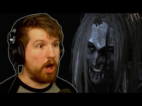 DON'T KNOCK TWICE - Full Playthrough
