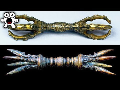POWERFUL and MAGICAL Weapons In Mythology