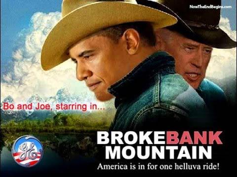 The U S  Dollar will Collapse Warns  Ex-US Senator - U.S Economy Unsustainable