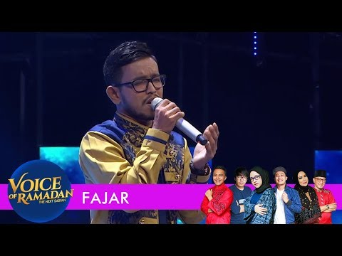 Al-I'tirof (Abu Nawas) - Fajar   Episode 7   Voice Of Ramadan GTV 2019