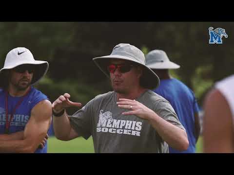 Memphis Soccer: Men Finish Week 1 Of Camp