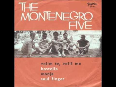 The Montenegro Five - Soul Finger (Soul Finger) mp3