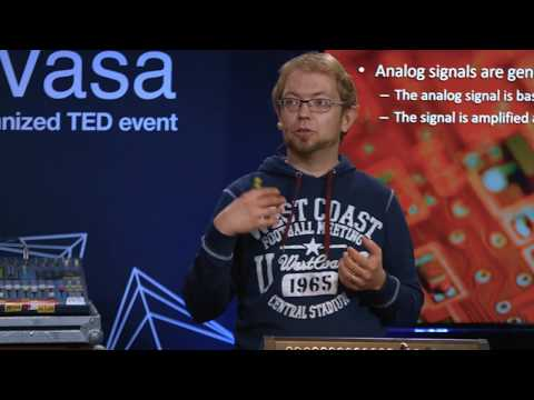 Analog music in a digital world | Sebastian