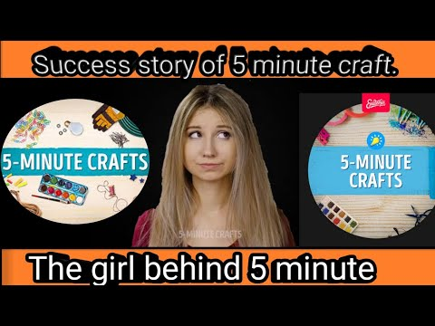 The great success story of 5 minutes craft who earns 1 to 50 million dollors |   | 5 minutes craft .