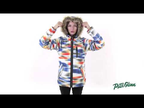 Burton Women's Scarlet Snowboard Jacket Review By Peter Glenn