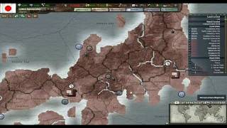 Hearts of Iron III PC Games Trailer - Japan and the