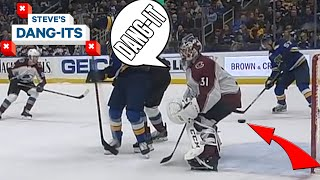 NHL Worst Plays Of The Week: Where's The Puck!?   Steve's Dang Its