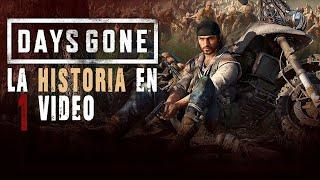 Days Gone : La Historia en 1 Video