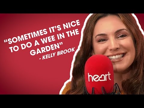 Kelly Brook Plays Truth or Lies with JK