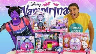 Vampirina Toy Challenge ! || Toy Review || Konas2002