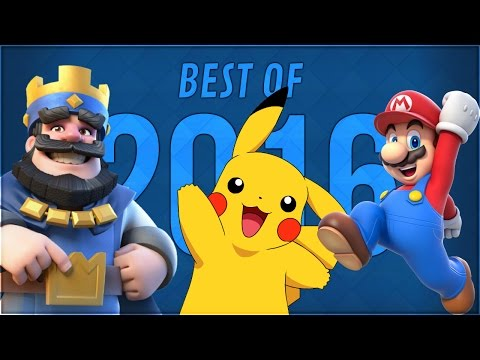 Top 10 Best IOS And Android Games Of 2016
