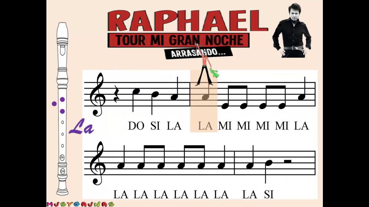 Musygaunas Mi Gran Noche Raphael