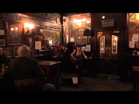 Post-study-visit-evening at the Royal Mile Tavern in Edinburgh part 2