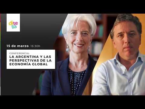 La Argentina y las perspectivas de la economía global   Audio en español