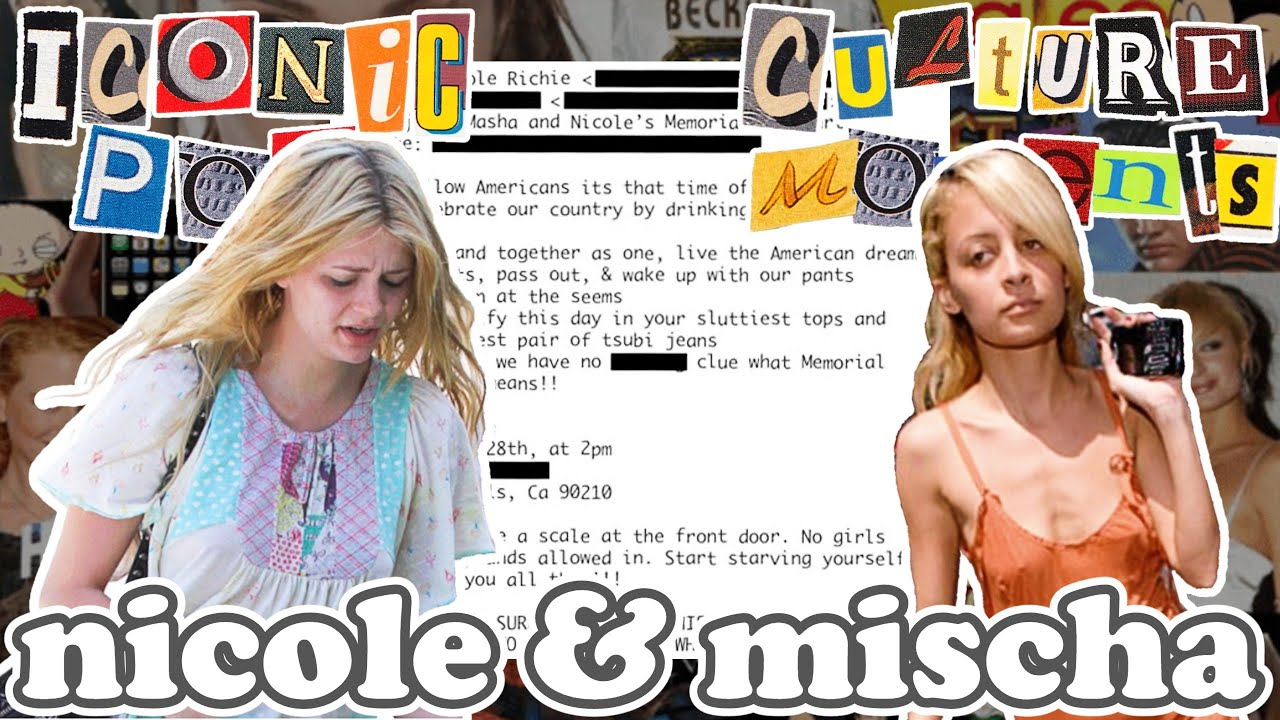 Download Iconic Pop Culture Moments: Nicole Richie's Memorial Day BBQ/ Mischa Barton's OD