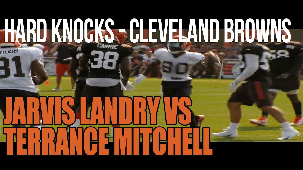 977e472e8 Hard Knocks - Cleveland Browns   Jarvis Landry Fight - YouTube
