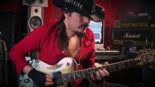 (Ghost) Riders in the Sky ROCK GUITAR - A Cowboy Legend - VICTOR DE ANDRES