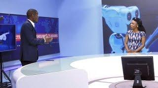 LA FACE CACHÉE DE GOOGLE, DAVID SEZI REPOND AUX QUESTIONS DE GAELLE MBALULA